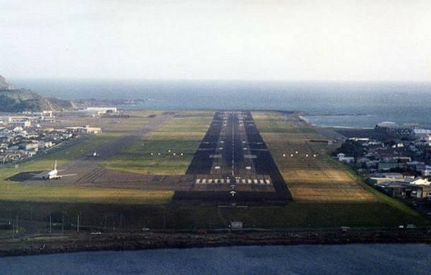 Wellington Havalimanı, Yeni Zelanda