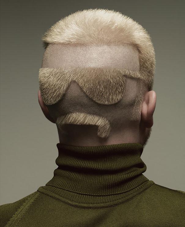 Yüz Şeklinde Saç