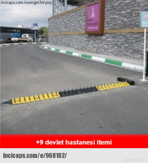 devlet hastanesi itemi