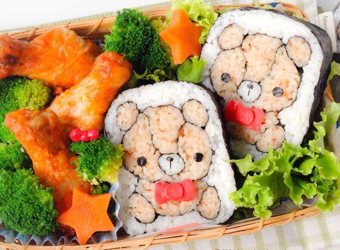 teddy sushi