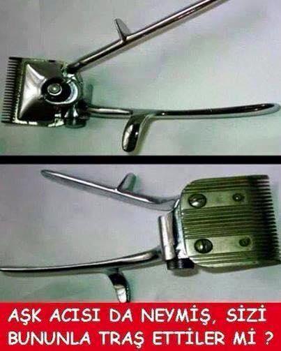 üç numara tıraş