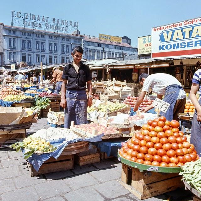 1971 Türkiye'sinden fotoğraflar19