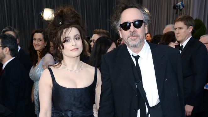 Helena Carter - Tim Burton