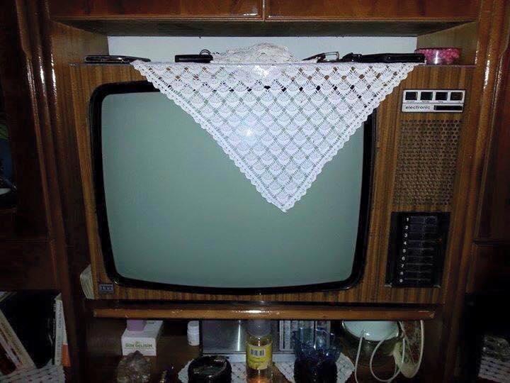 eski tv