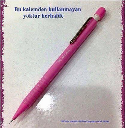 uçlu kalem