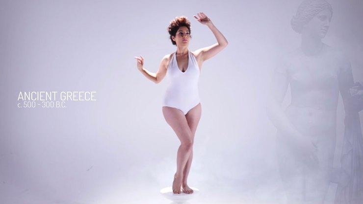 Antik Yunan İdeal Kadın