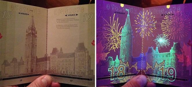 Kanada Pasaportu