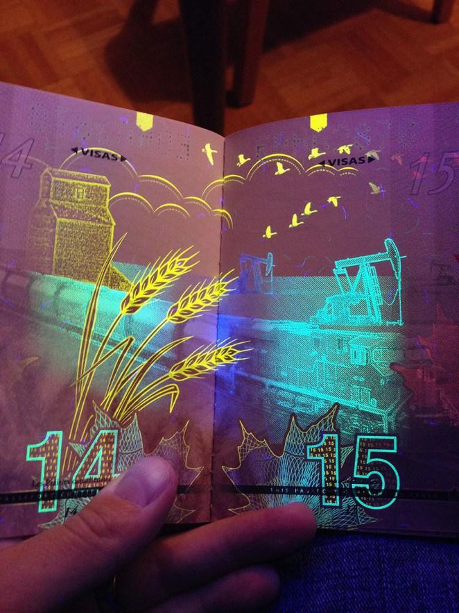 Kanada Pasaportu46541