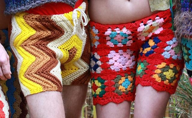 erkeklere örgü pantolon - iç çamaşırı2