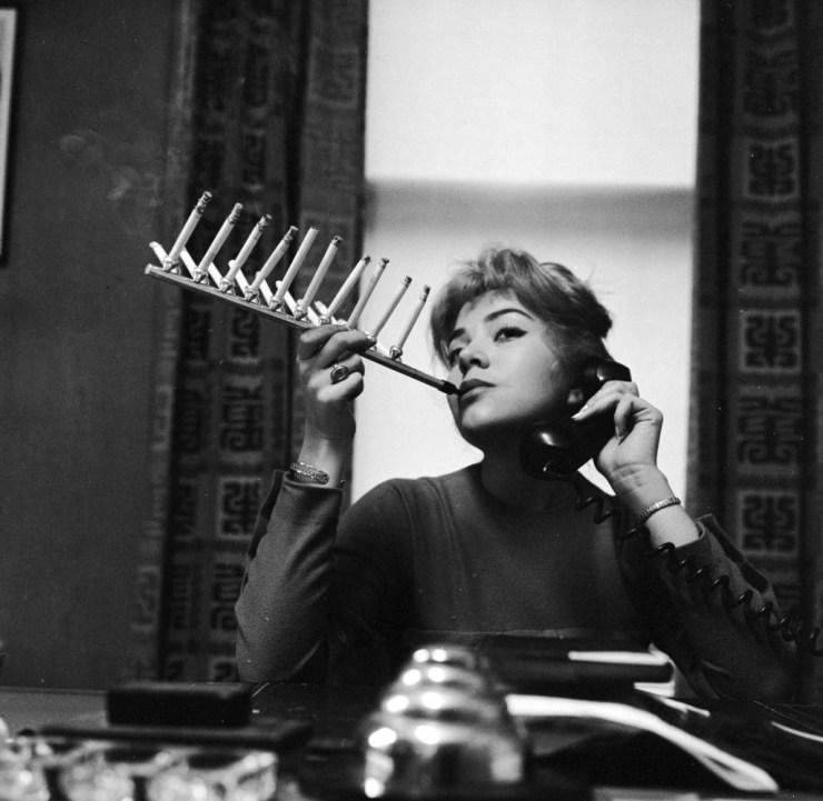 sigara tiryakisi