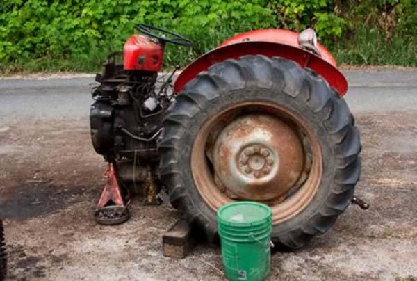 yarım-traktör