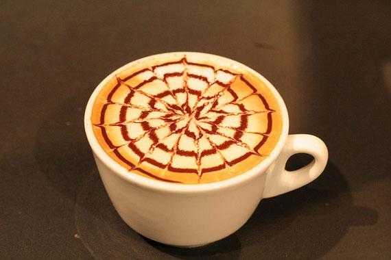 yaratıcı latte süsleme 54854