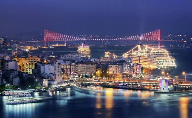 İstanbul gece