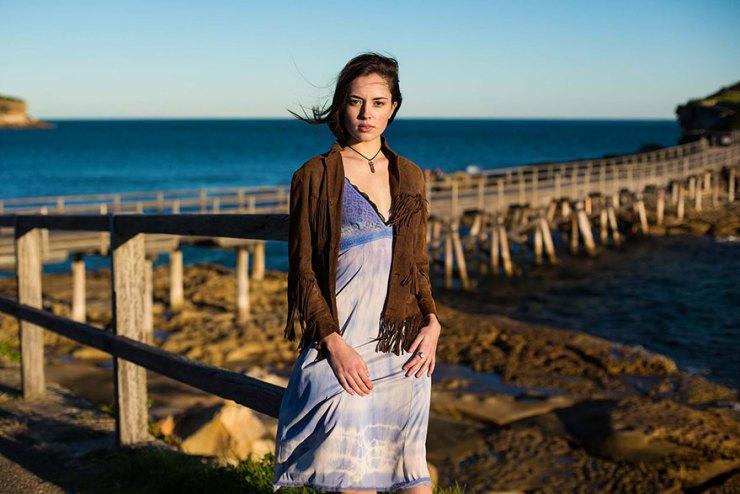 Avustralya kadın