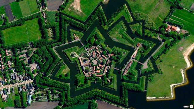 Bourtange-Vlagtwedde-Hollanda