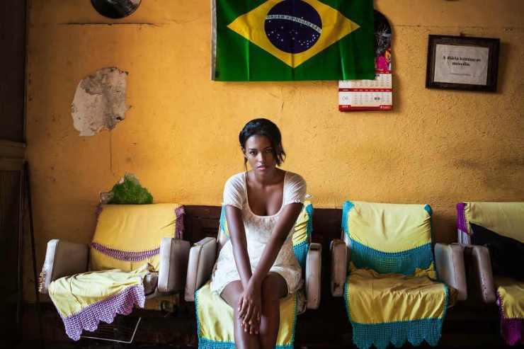 Brezilya Kadın