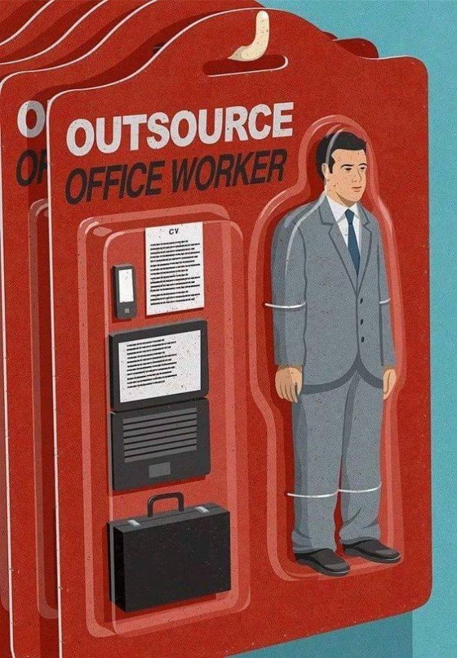 Dışardan çalışmak