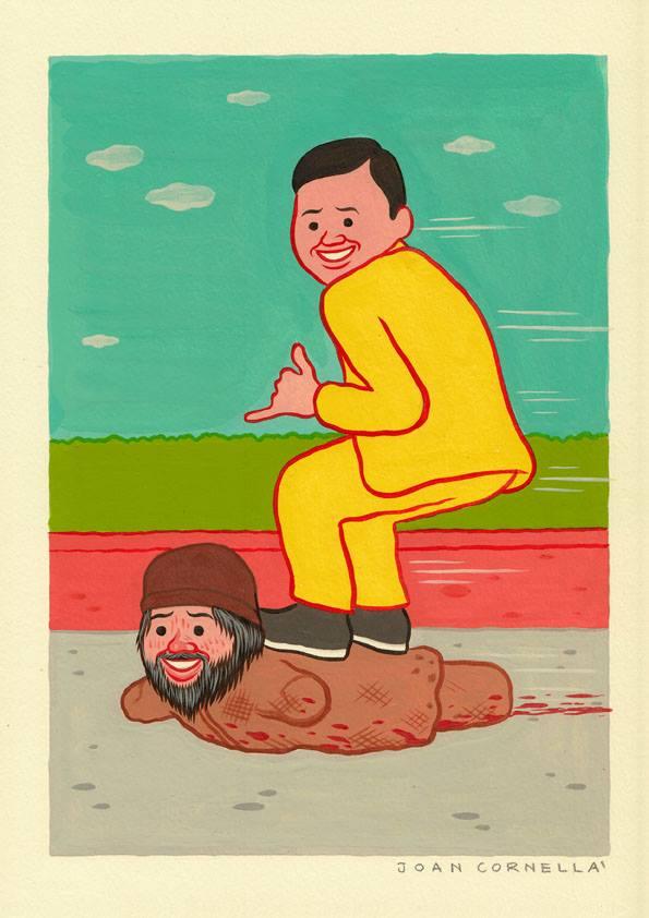 Joan Cornella karikatürleri-564541