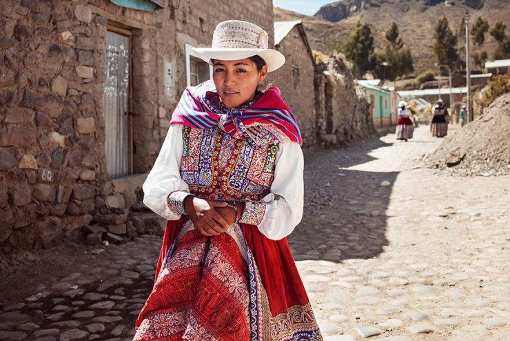 Peru Kadın
