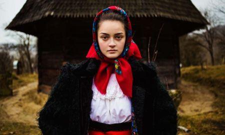 Romanya kadın