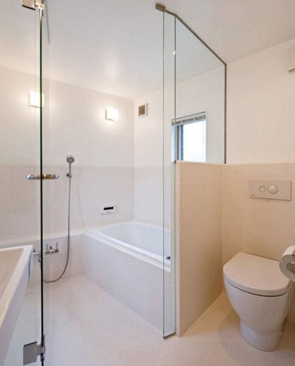 duş tasarımı