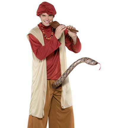 en komik kostümler kobra