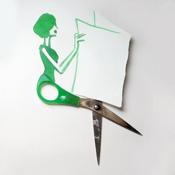 Christoph Niemann basit  yaratıcı çizimler  12