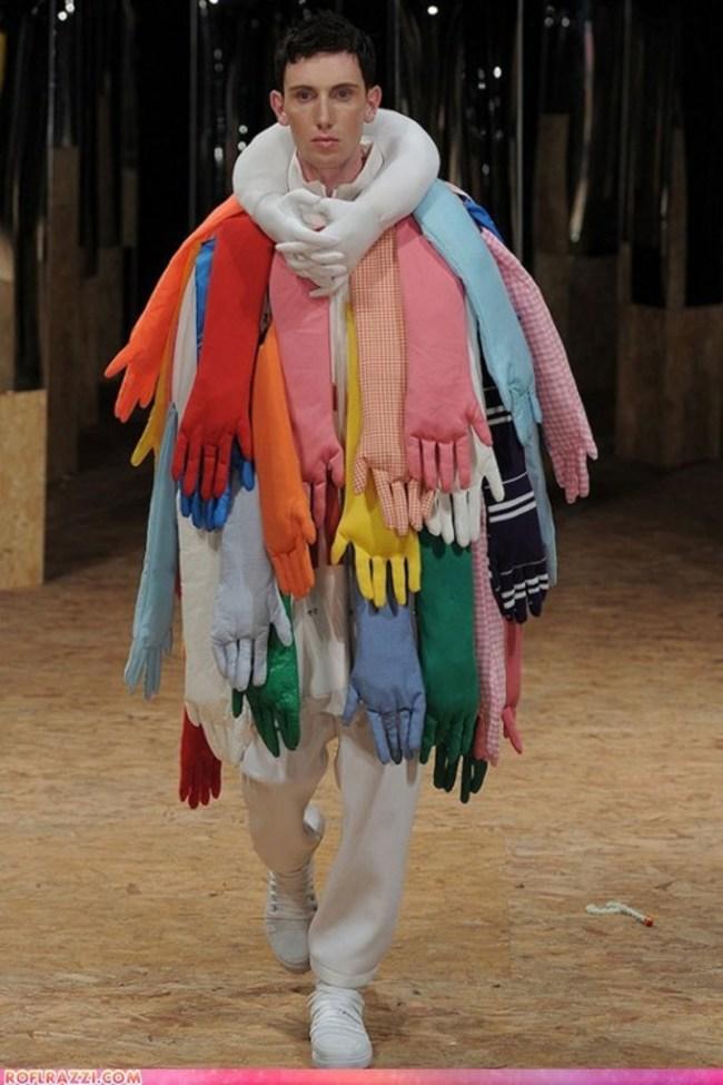 Erkek modasının absürd kıyafetleri 14
