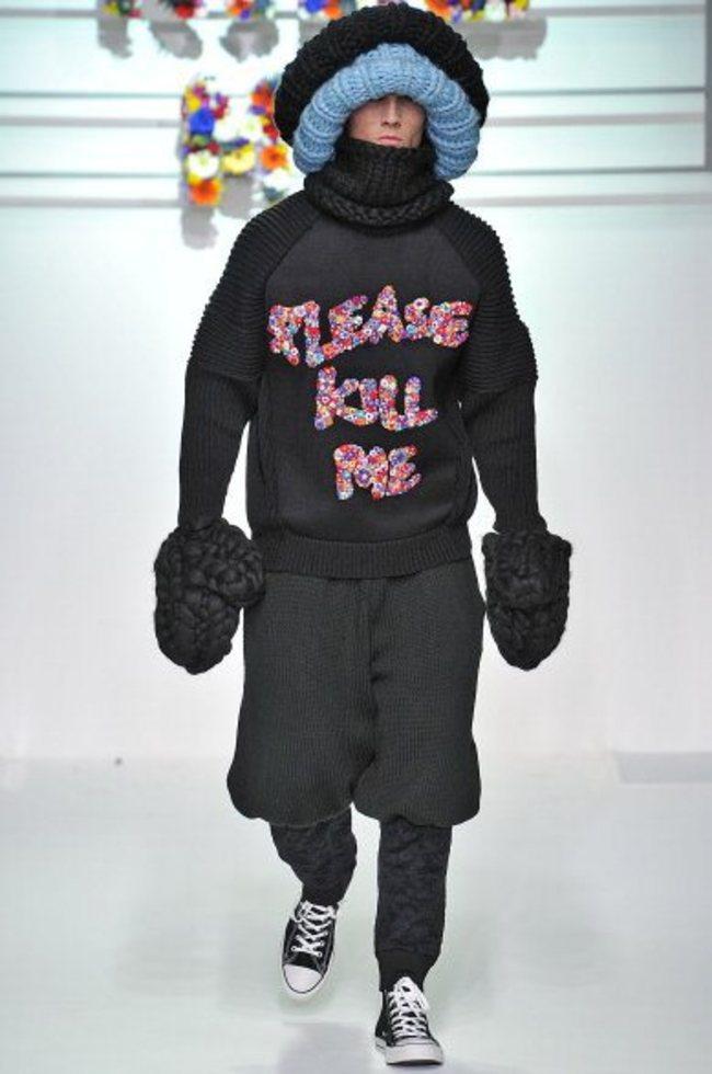 Erkek modasının absürd kıyafetleri 16