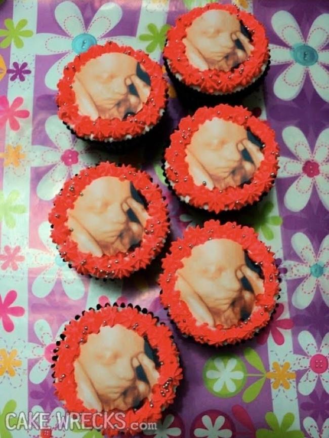 Komik bebek doğum pastaları -10