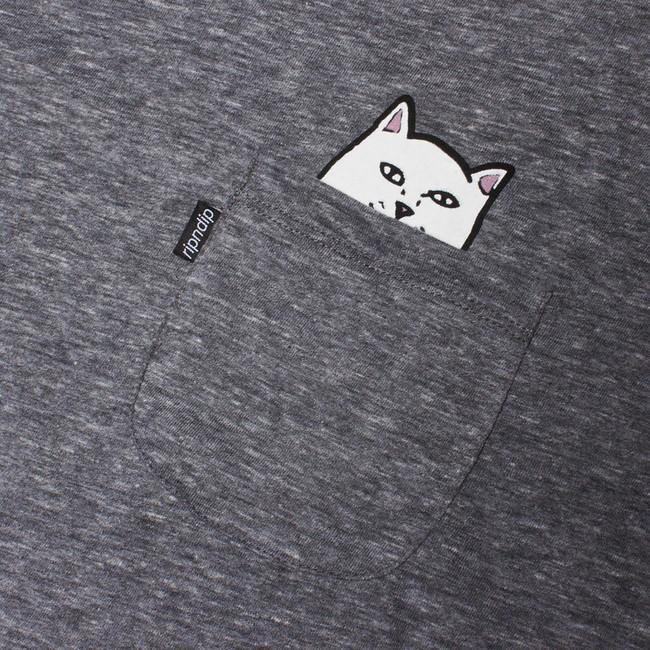 Orta parmak kedi tişörtü 2