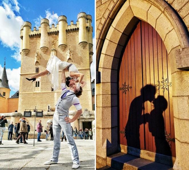 Segovia, İspanya