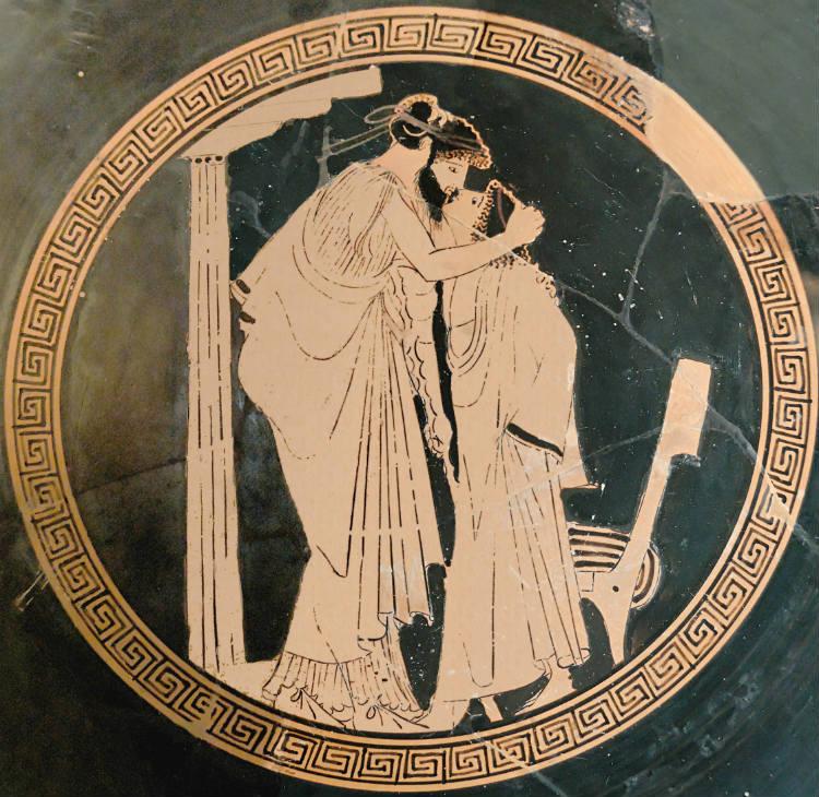 antik yunan cinsellik