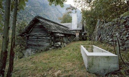 eski ev