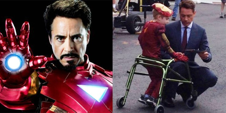 yardımsever süper kahramanlar