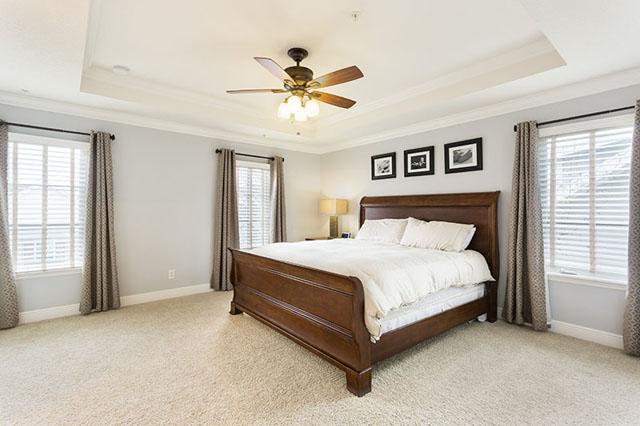 yatak odası sonrası