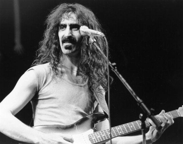 Frank Zappa 1975