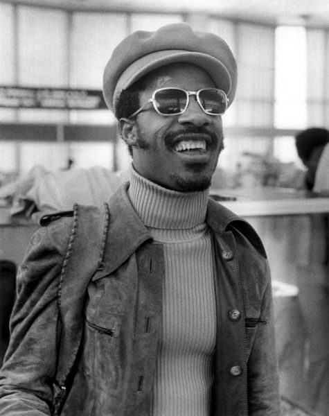 Stevie Wonder 1974