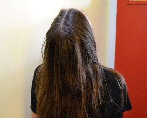 yıkanmayan saç 2. hafta