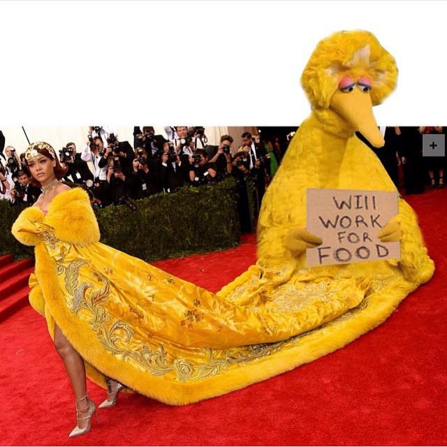 Rihanna kostüm geyikleri 9
