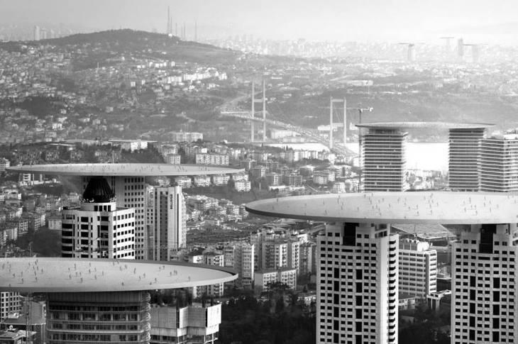 istanbul gelecek postcards