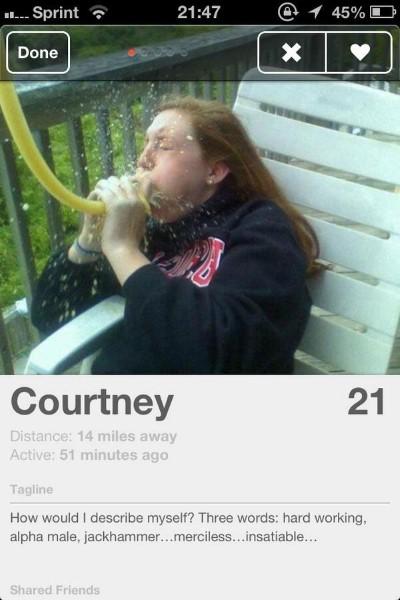 Komik tinder profilleri 4