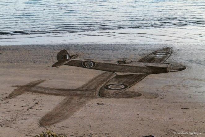 Plajda 3D kumdan kale 2