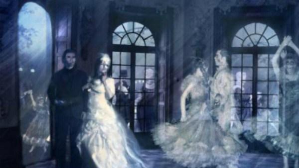 hayaletlere özel site