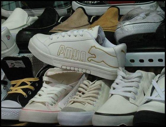 Çin Malı ayakkabı