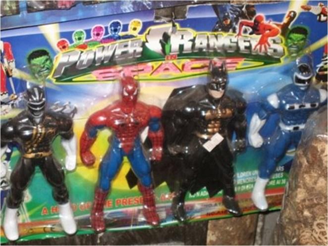Çin Malı oyuncaklar