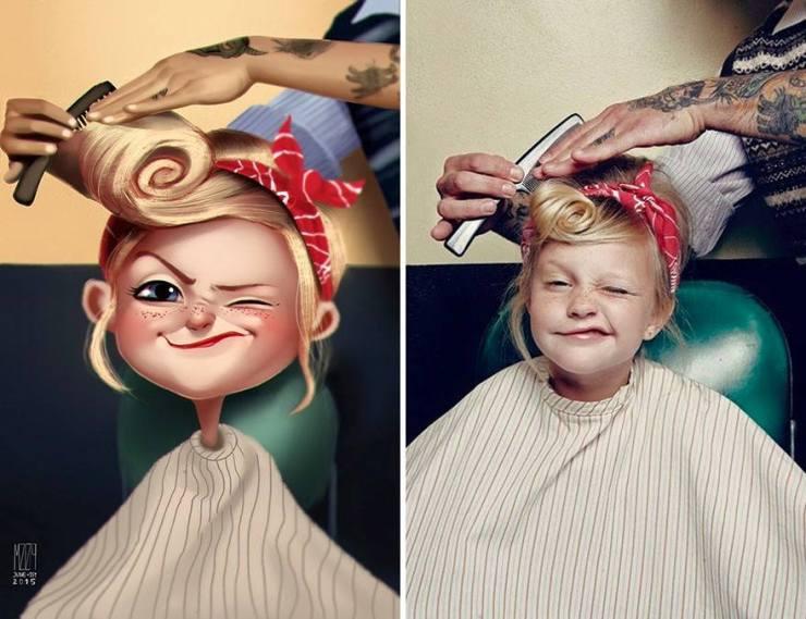 çocuk resimleri