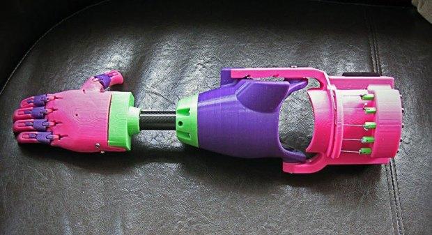 3D-protez-kol
