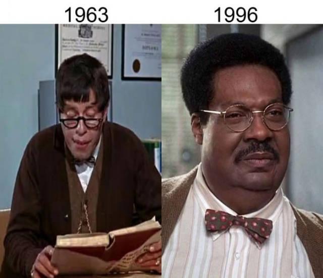 Filmlerin önceleri sonraları çılgın profesör