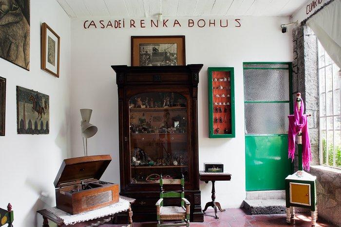 Fridanın evi